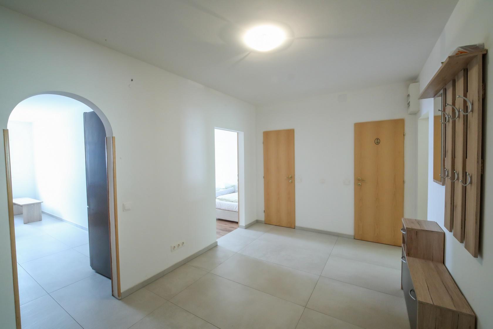 Monteurunterkunft Top M1 in 1120 Meidling Vorzimmer